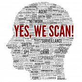pic of virus scan  - SURVEILLANCE  - JPG