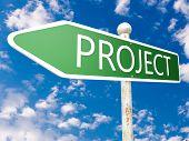 Постер, плакат: Project
