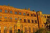 image of samson  - Heidelberger Schloss Castle Ottheinrich building - JPG