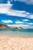 Seascape Paradise - Travel, Seascape, Vacation And Summer Holidays Concept poster