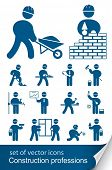 pic of bricklayer  - construction professions - JPG