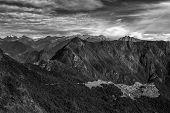View Of The Lost Incan City Of Machu Picchu Near Cusco, Peru. Machu Picchu Is A Peruvian Historical  poster