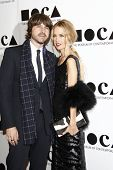 LOS ANGELES - NOV 12: Rachel Zoe; Rodger Berman at the 2011 MOCA Gala, An Artist's Life Manifesto at