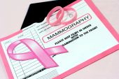 stock photo of mammography  - Mammography insert - JPG