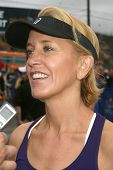 Felicity Huffman at the 23rd Annual Nautica Malibu Triathlon. Zuma Beach, Malibu, CA. 09-13-09