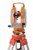 picture of theodolite  - Survey equipment theodolite with digital display - JPG