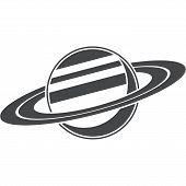 stock photo of saturn  - Saturn - JPG