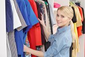 stock photo of boutique  - Latest fashionable trends - JPG