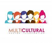 picture of multicultural  - multicultural design - JPG