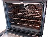 Convection Oven in Modern Kithcen