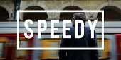 Rush Speedy Deadline Busy Schedule poster