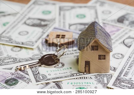 Saving Money For House Or