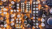 Liquid Chemical Tank Terminal, Storage Of Liquid Chemical And Petrochemical Products Tank, Aerial Vi poster