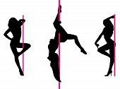 Постер, плакат: Полюс танцы
