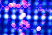 Backgrounds and Textures. Blue and Purple Colorful Sequin Spots out of focus background. Wallpaper b poster