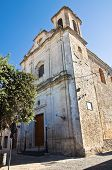 Church of St. Francesco. Troia. Puglia. Italy.