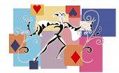 Постер, плакат: Джокер карты