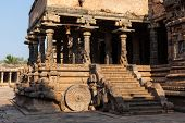 picture of chola  - Airavatesvara Temple - JPG