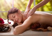 stock photo of thai massage  - Massage - JPG