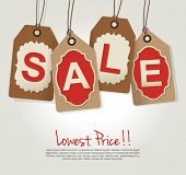 image of year end sale  - Sale Poster - JPG
