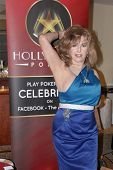 Edy Williams at the 23rd Annual Night Of 100 Stars Black Tie Dinner Viewing Gala, Beverly Hills Hote