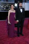 Jennifer Garner, Ben Affleck at the 85th Annual Academy Awards Arrivals, Dolby Theater, Hollywood, C