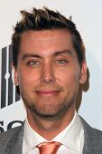 Lance Bass at the L.A. Gay And Lesbian Center Hosts 'An Evening' honoring Amy Pascal and Ralph Ricci