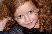foto of red hair  - a beutiful red headed girl - JPG