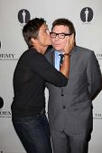Rob Lowe and Mike Myers at the Academy Of Motion Picture Arts And Sciences Hosts A