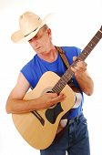 Old Time Country Musician Eight