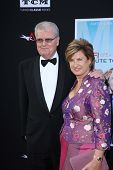 Sir Howard Stringer and Jennifer Stringer at the AFI Life Achievement Award