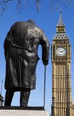 picture of prime-minister  - A statue of arguably Britain - JPG