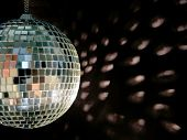 Disco Ball Reflections