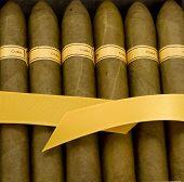 Постер, плакат: Кубинские сигары