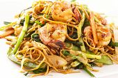 stock photo of lo mein  - Stir - JPG