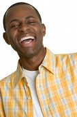 Laughing Black Boy