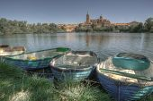 Salamanca From The River