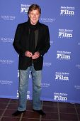 SANTA BARBARA - FEB 7:  Robert Redford at the Santa Barbara International Film Festival Honors Rober
