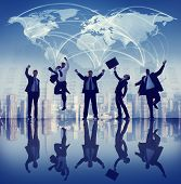 picture of collaboration  - Business People Collaboration Team Teamwork Professional Concept - JPG