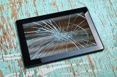 Broken Tablet poster