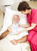 Home Health - Respiratory Therapy