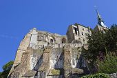pic of michel  - mont saint michel view - JPG