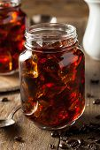 image of brew  - Homemade Cold Brew Coffee to Drink for Breakfast - JPG