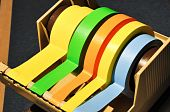 stock photo of gaffer tape  - Gaffers Multi - JPG