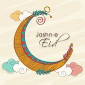 picture of eid card  - Jashn - JPG
