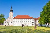 pic of na  - The Cistercian monastery Kostanjevica na Krki - JPG