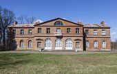 stock photo of mansion  - Priyutino  - JPG