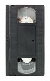 stock photo of analogy  - Analog video home system  - JPG
