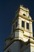 Colonial Church Guatemala City poster