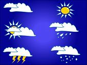 Weather Icons For All Seasons poster